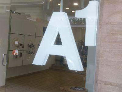 Buchstaben - Prall Werbetechnik