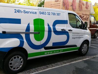 Fahrzeugbeschriftungen - Prall Werbetechnik