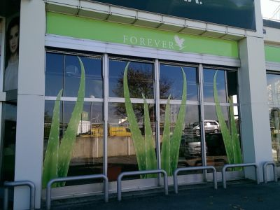 Fassadengestaltung - Prall Werbetechnik